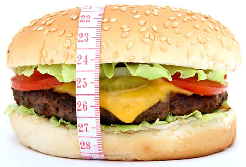 Obesity - food worth avoiding