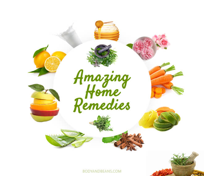 Amazing Home Remedies for Skin, Hair, Health and Wellbeing