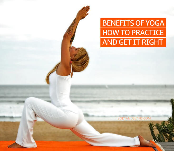 List of proven health benefits of yoga and pranayam and how to get it right