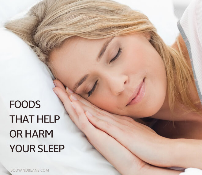 Best and Worst Foods for Sleep: Foods That Help or Harm Your Sleep