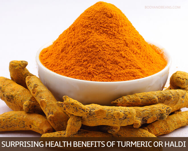 Surprising Health Benefits of Turmeric or Haldi