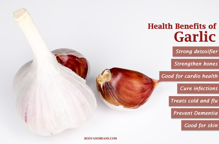 Benefits of Eating Garlic Worth Knowing About