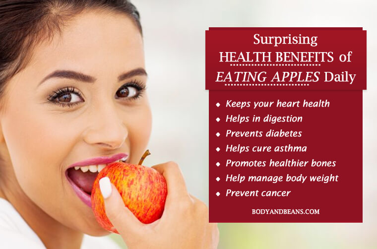 Surprising Health Benefits of Eating Apples Daily