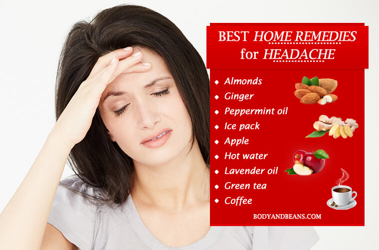 How to get rid of headache