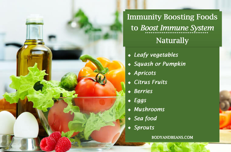 Immunity Boosting Foods to Boost Your Kid's Immune System Naturally