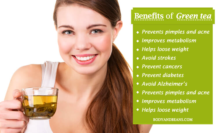7 Surprising Benefits of Green Tea for Health and Beauty