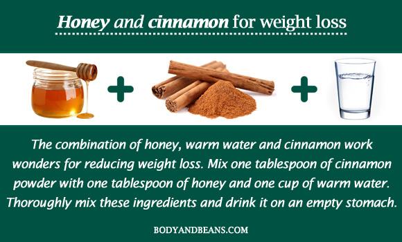 Cinnamon Honey Drink To Lose Weight