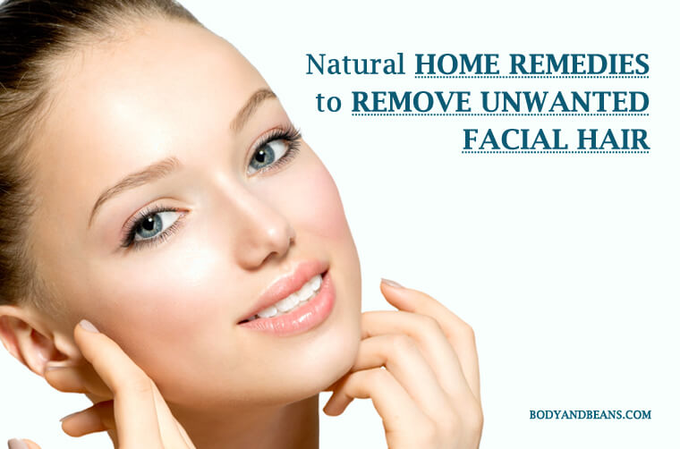 16 Natural Home Remedies to Remove Unwanted Facial Hair