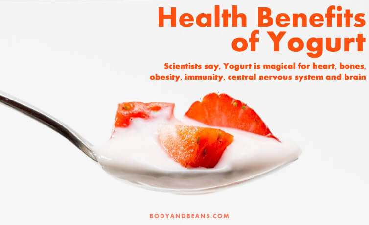 Surprising Health Benefits of Yogurt Backed By Science