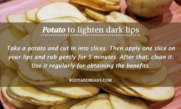 Natural Remedies To Lighten Dark Lips
