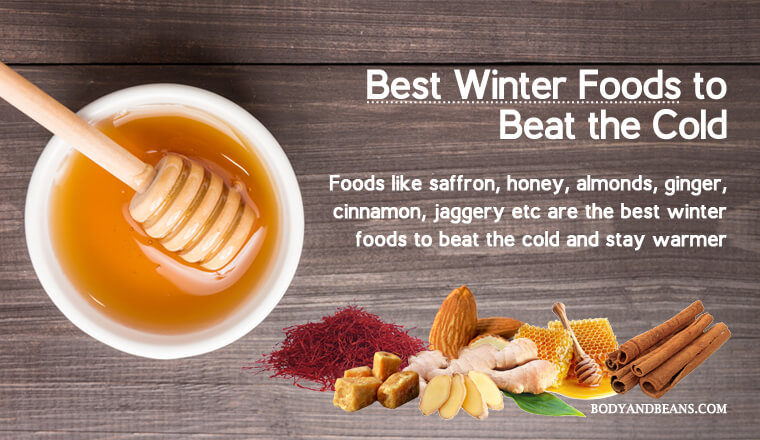 Best winter foods that'll help you beat the cold