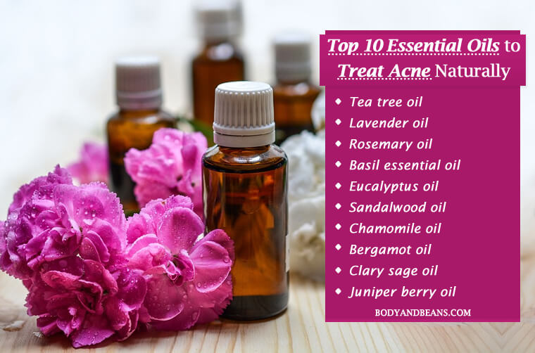 Top 10 Essential Oils for Acne Treatment and How to Apply Them