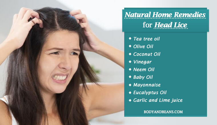 11 Home Remedies to Get Rid of Head Lice Fast and Naturally