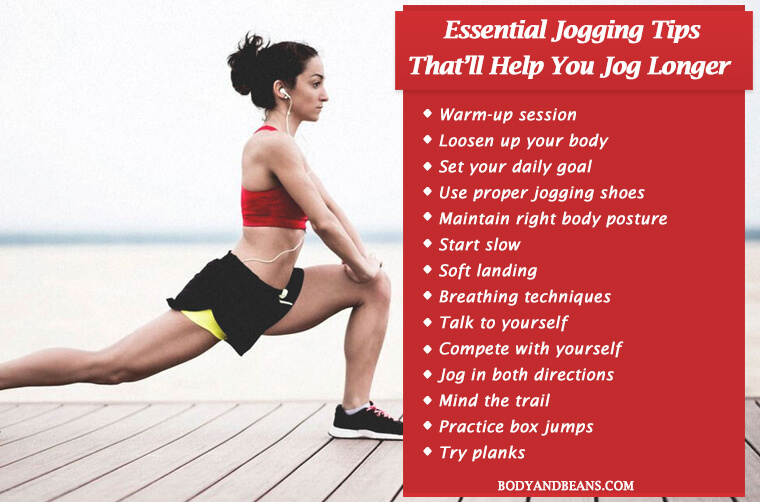 21 Essential Jogging Tips for Beginners to Remain Fit and Healthy