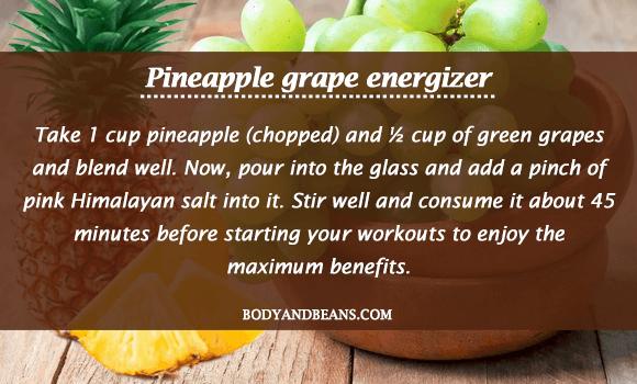 Pineapple Grape Energizer
