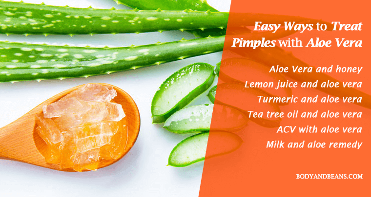 Aloe Vera for Acne: 7 Ways to Treat Pimple with Aloe Vera