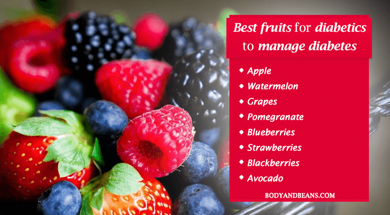 Best fruits for diabetes patients to control diabetes